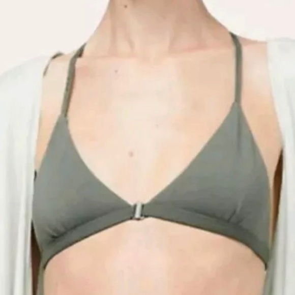 NWT Lululemon Simply There Triangle Bralette - XS